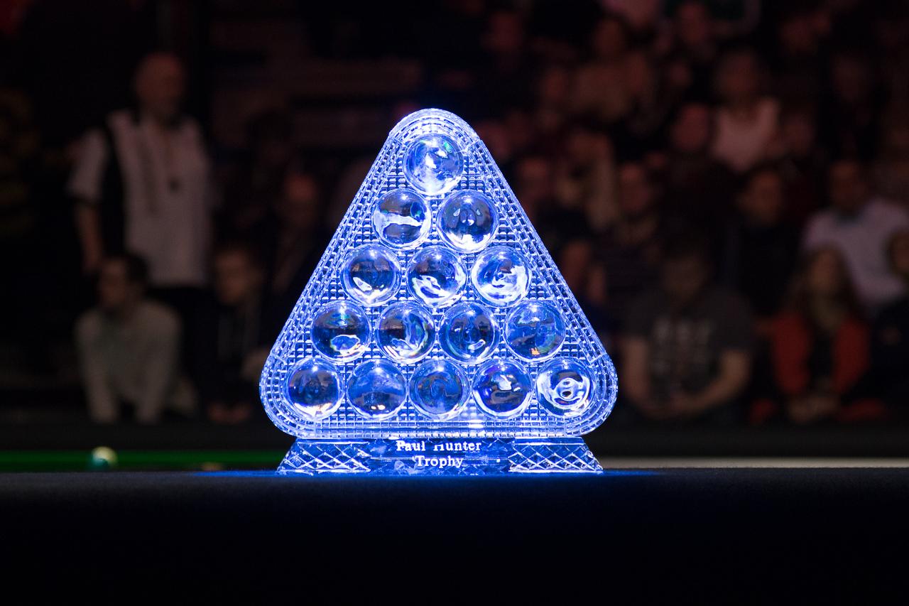 WPBSA Statement - Trophies - World Snooker