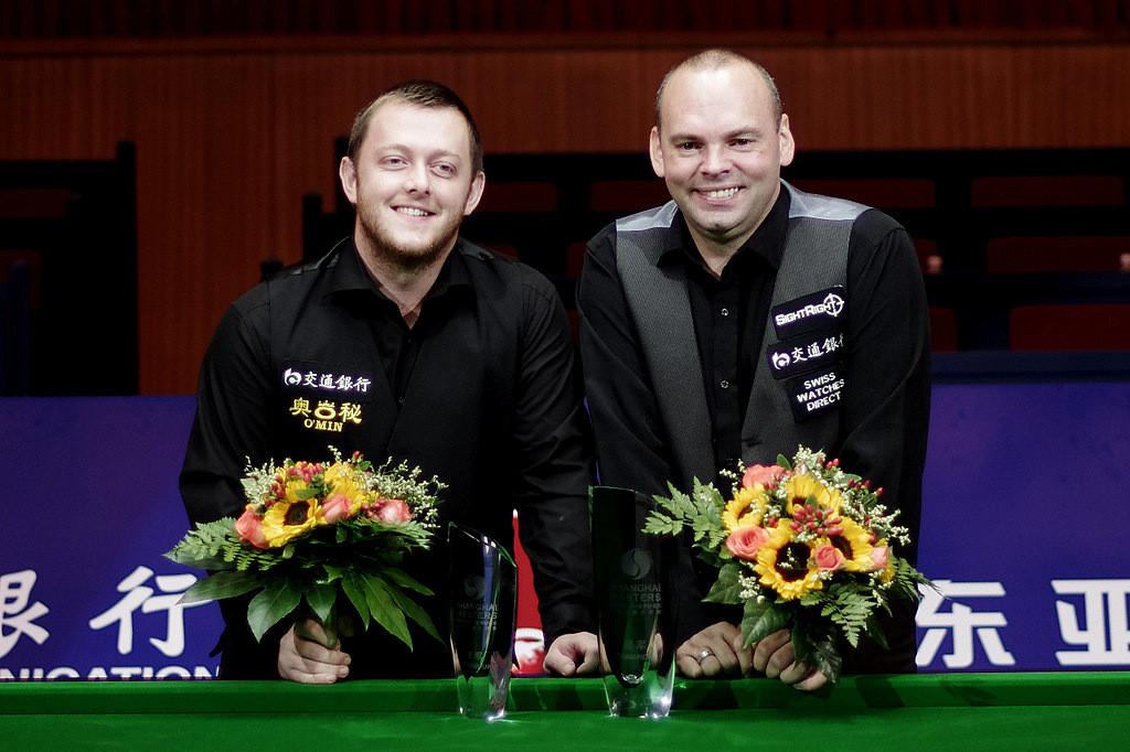 Flower Power: Bingham and Allen after the final