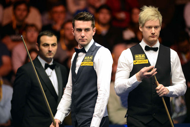 Selby The Master Again - World Snooker