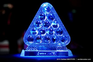 The Paul Hunter Masters Trophy