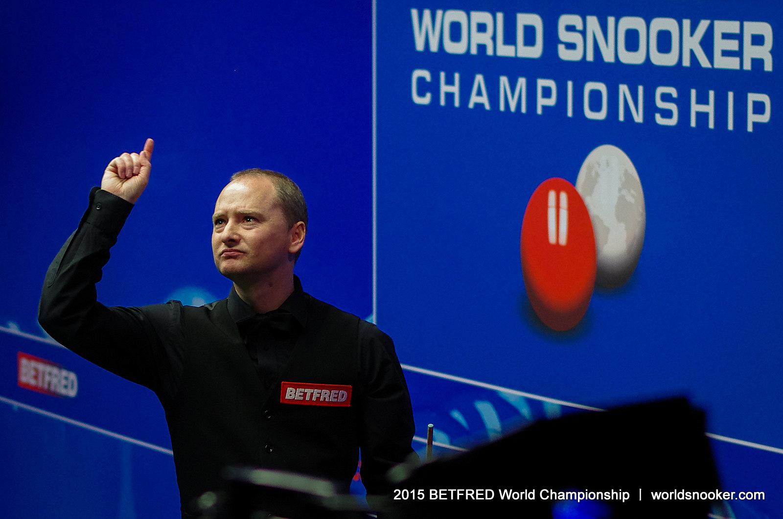Murphy Targets Manchester Success - World Snooker