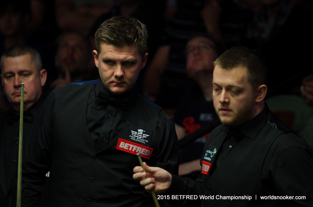 Pistol On Cloud Nine - World Snooker