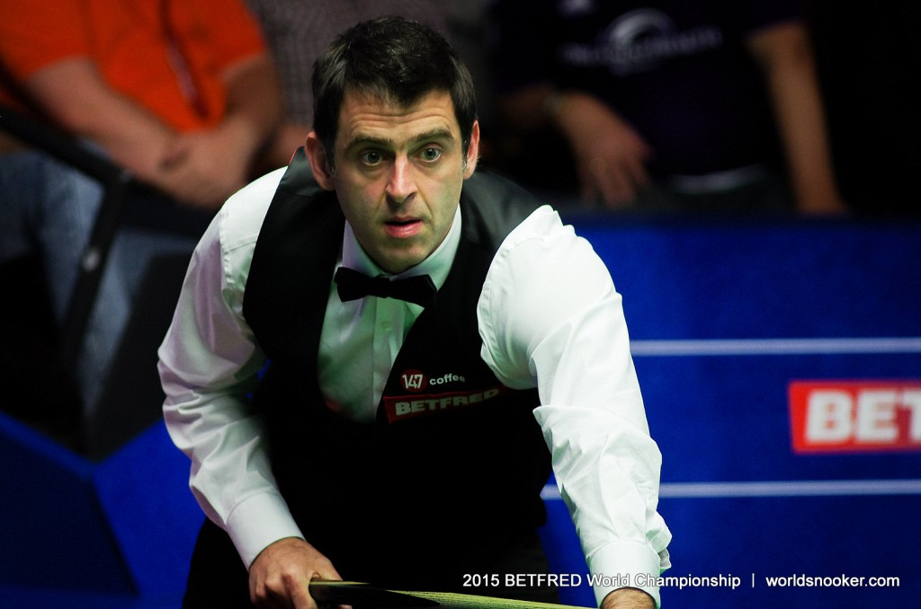 O'Sullivan And Robertson Surge Ahead - World Snooker