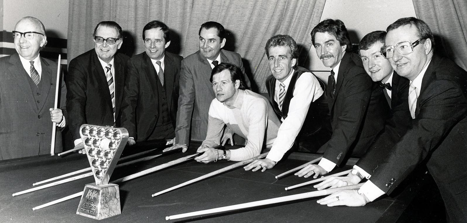 History Of Snooker World Snooker
