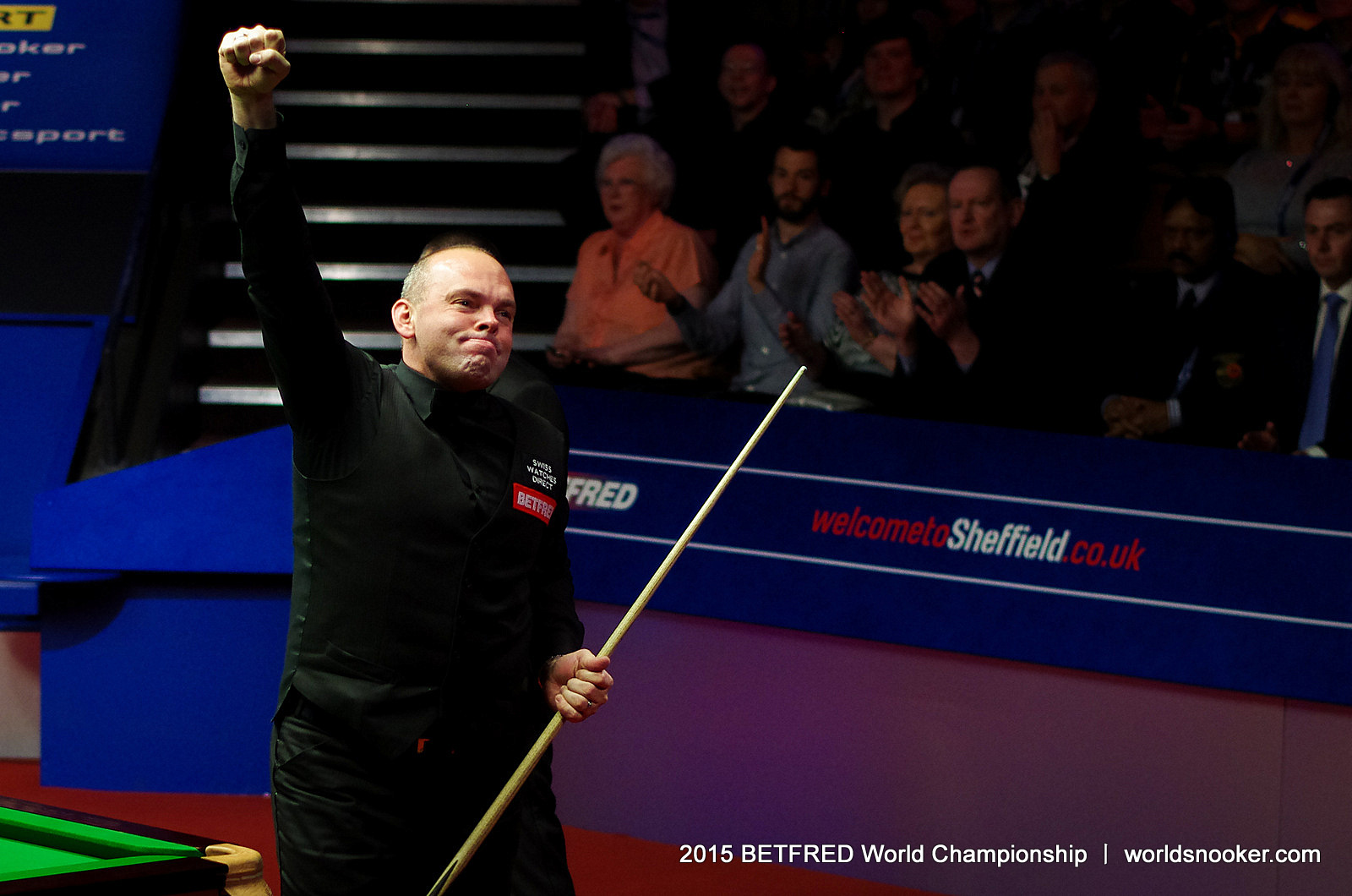 Murphy Secures a full preview of the 2015 2016 ladbrokes championship from  Quarter-Final Place - World Snooker