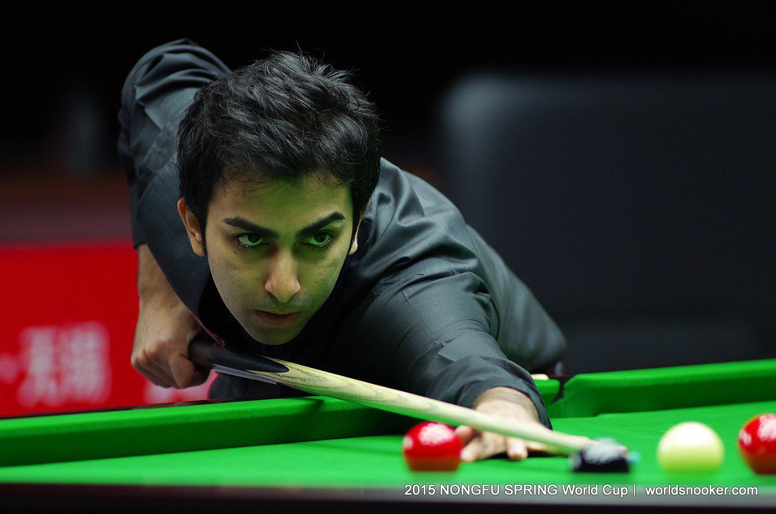 Updated Rankings - Higgins Seventh - World Snooker