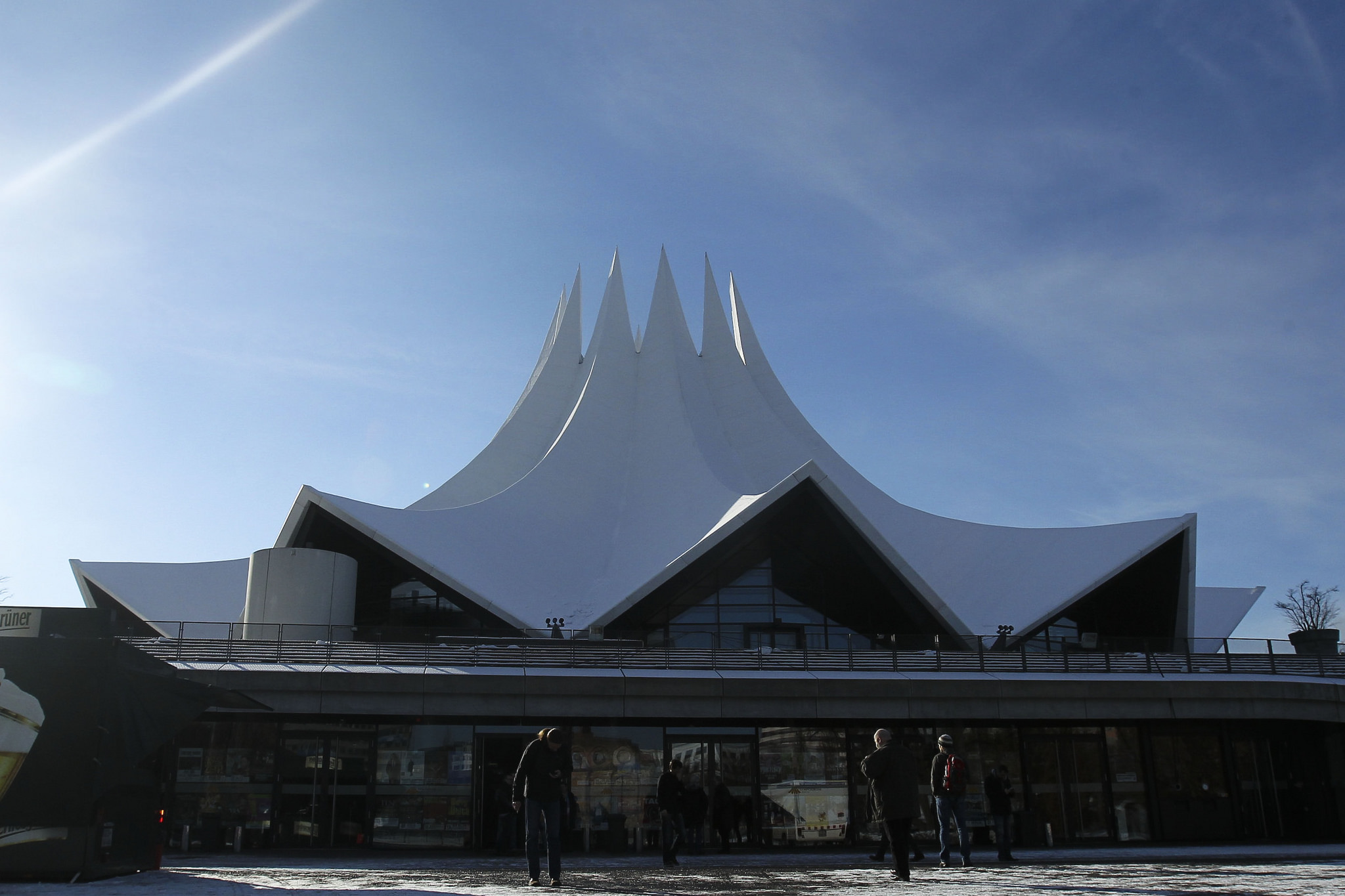 The iconic Tempodrom stadium in Berlin is a favourite amongst players and fans alike