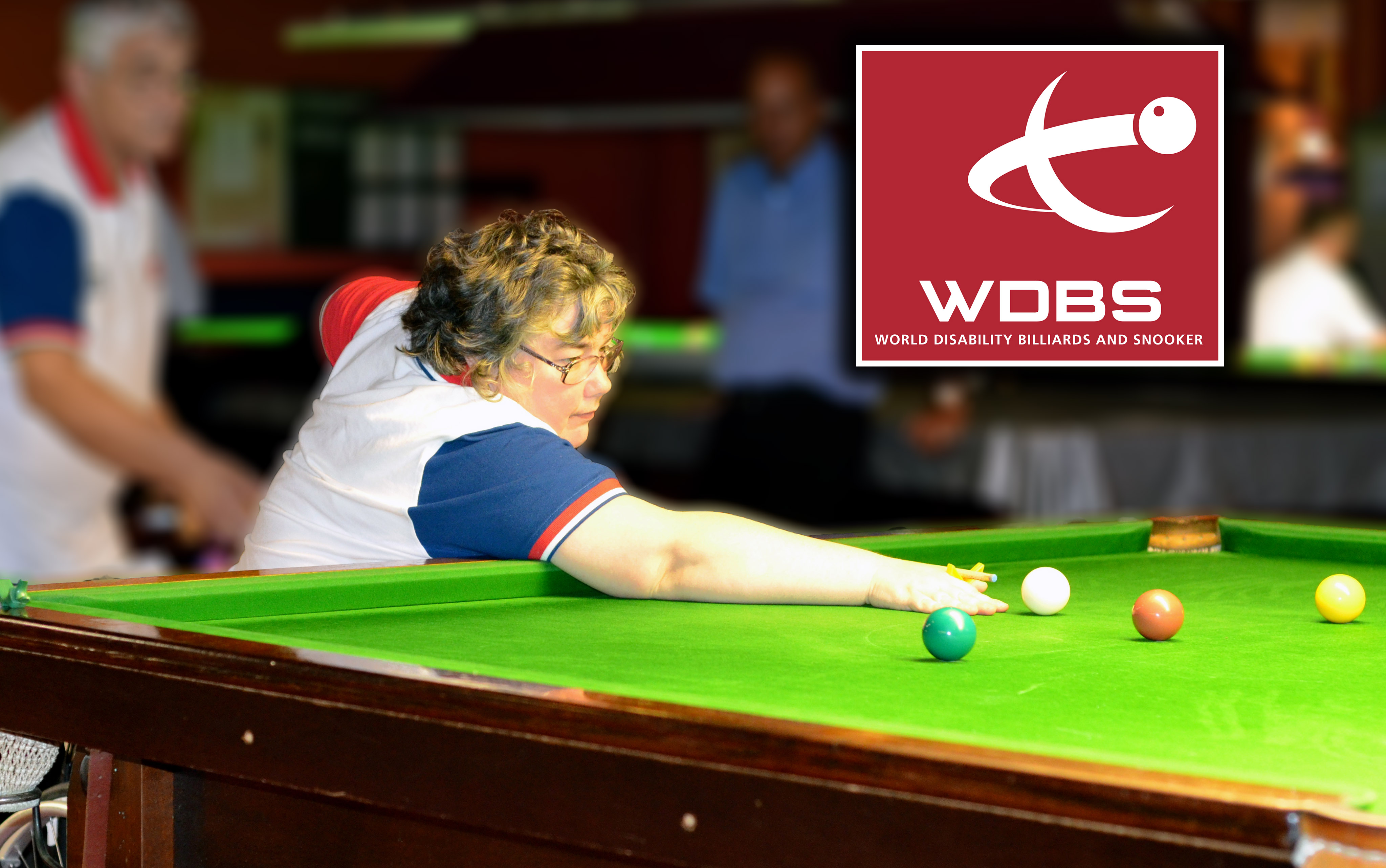Disability Snooker