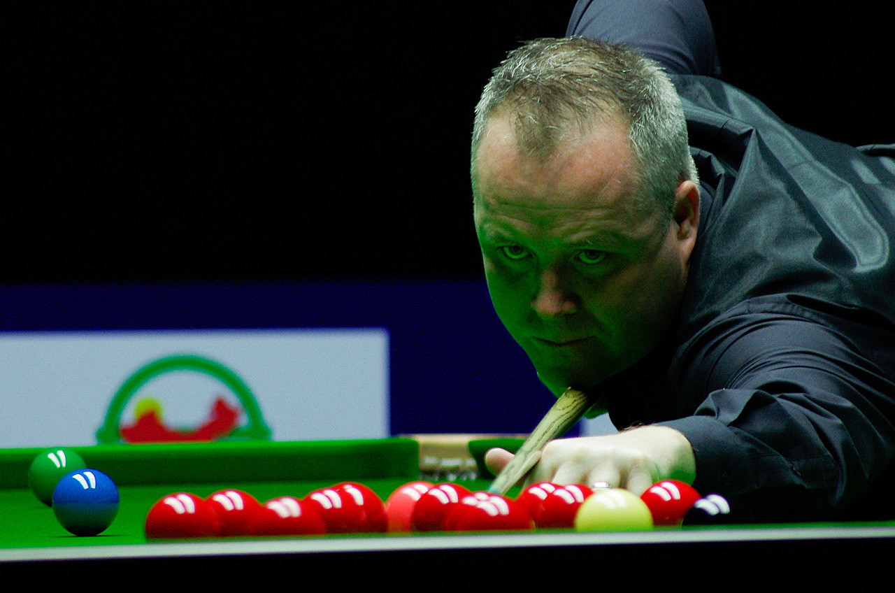 Higgins Sees Off Selby To Reach Final - World Snooker