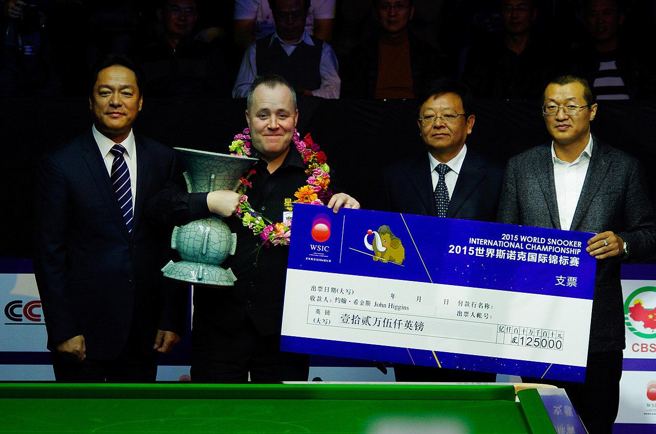 Women's Snooker - WLBS - World Snooker