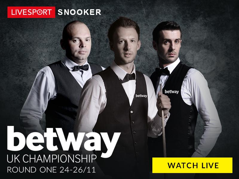 watch world championship snooker live