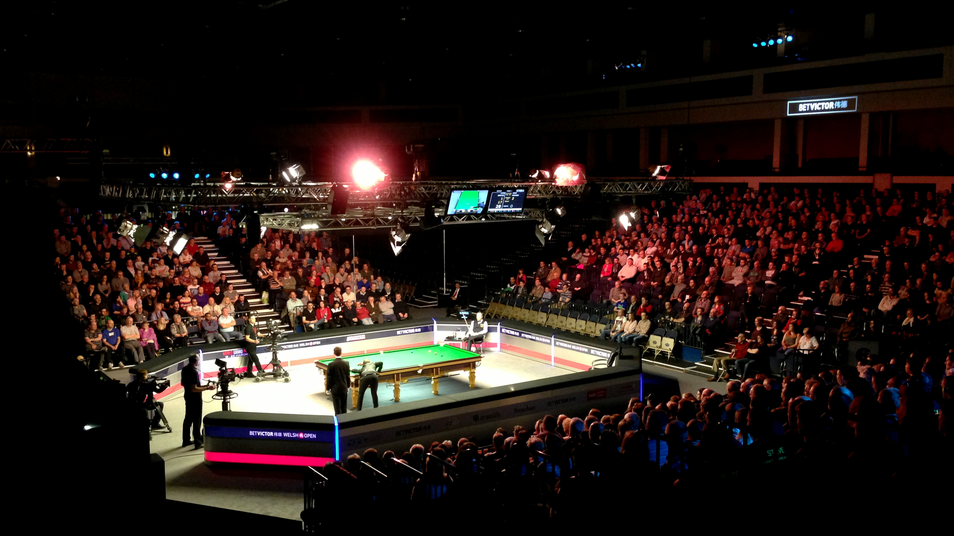 welsh snooker champions