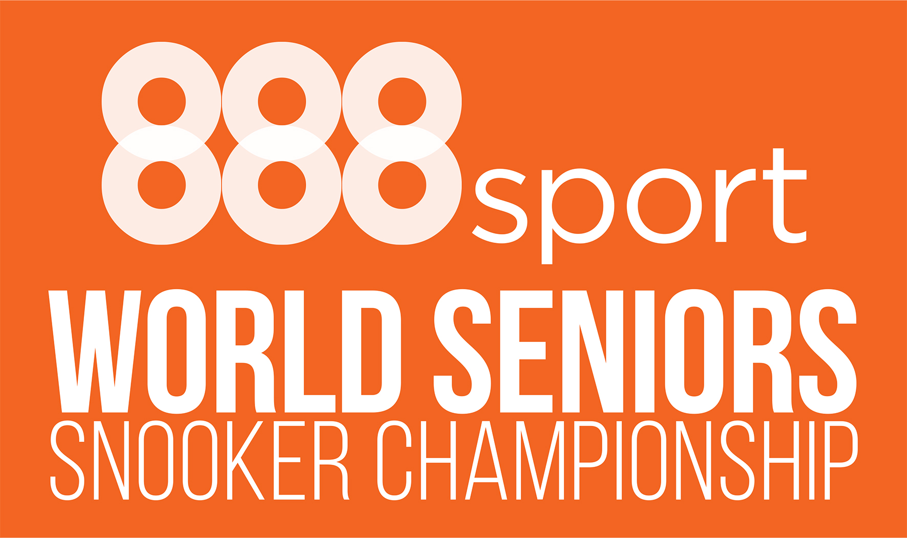 888sport Seniors Event logo
