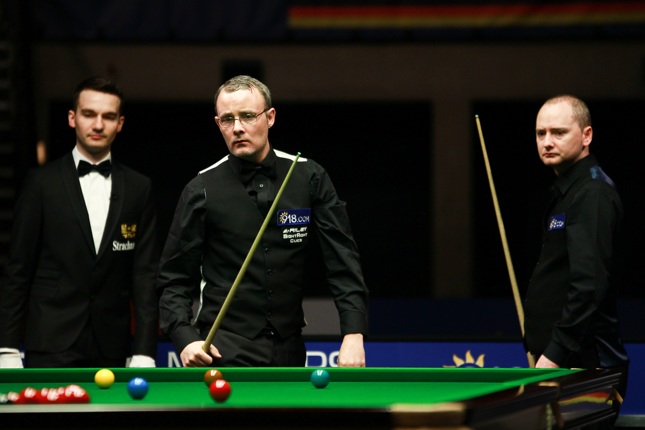 Carter Stuns Trump - a full preview of the 2015 2016 ladbrokes championship from  World Snooker