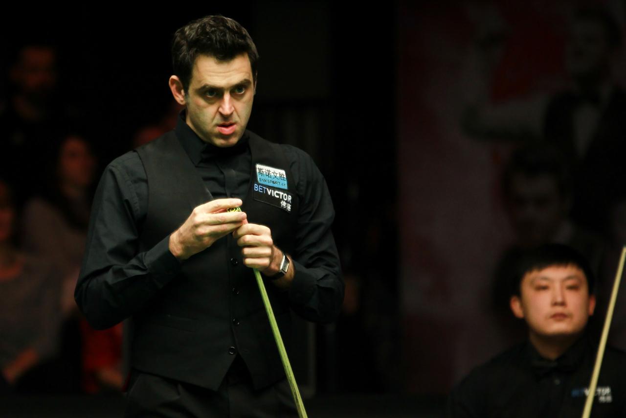 Williams Dominates Dott - World Snooker