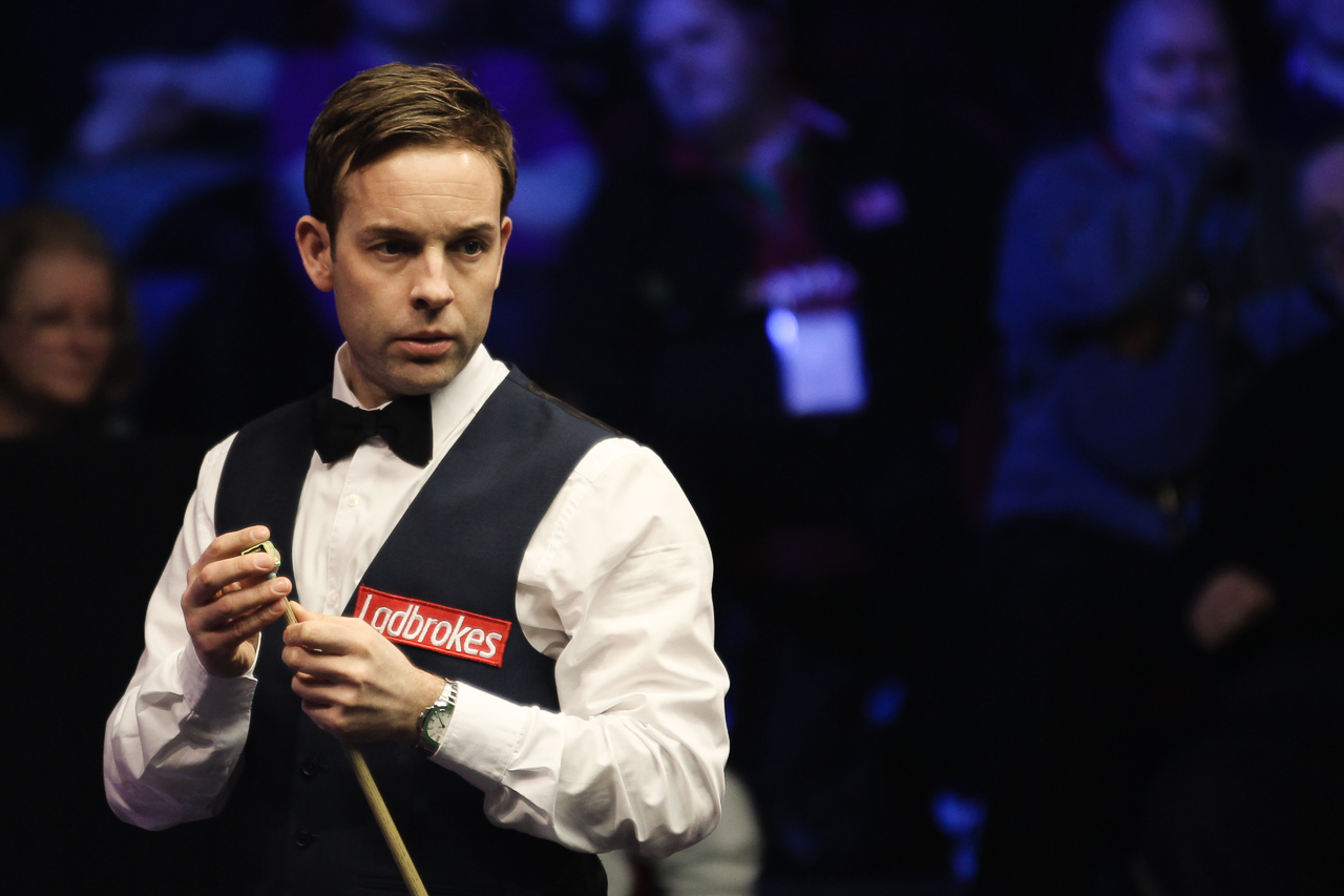 Pistol Shoots Down Welsh Hopes - ladbrokes promo code, may 2017 World Snooker