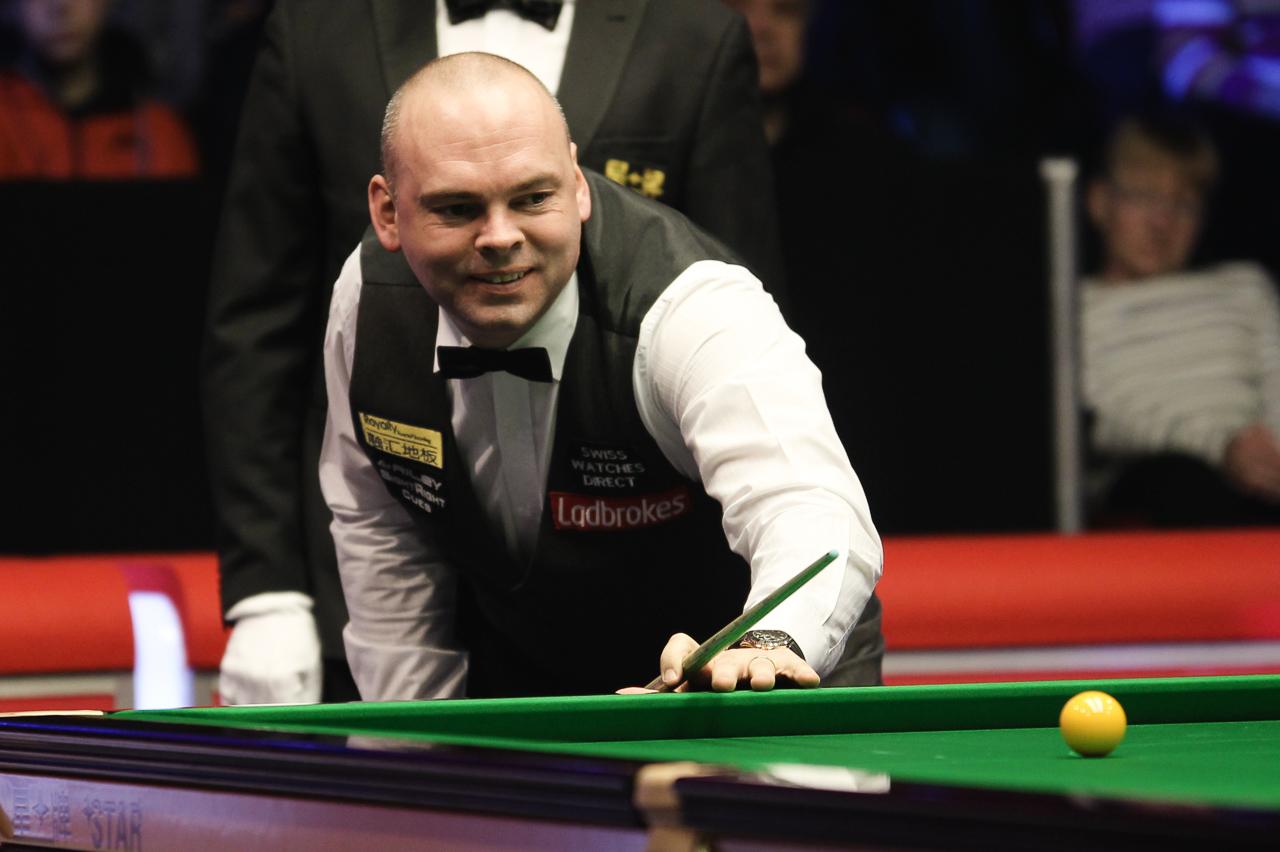 Bingham Ends Day Challenge - World Snooker