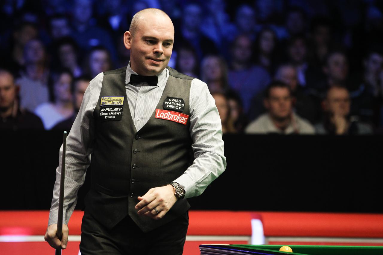 Murphy And Allen Into Semis ladbrokes promo code, may 2017 - World Snooker