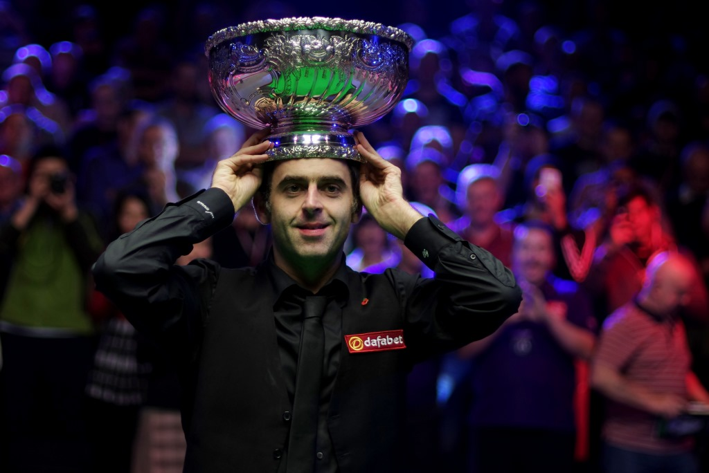 Snooker Champion Of Champions
