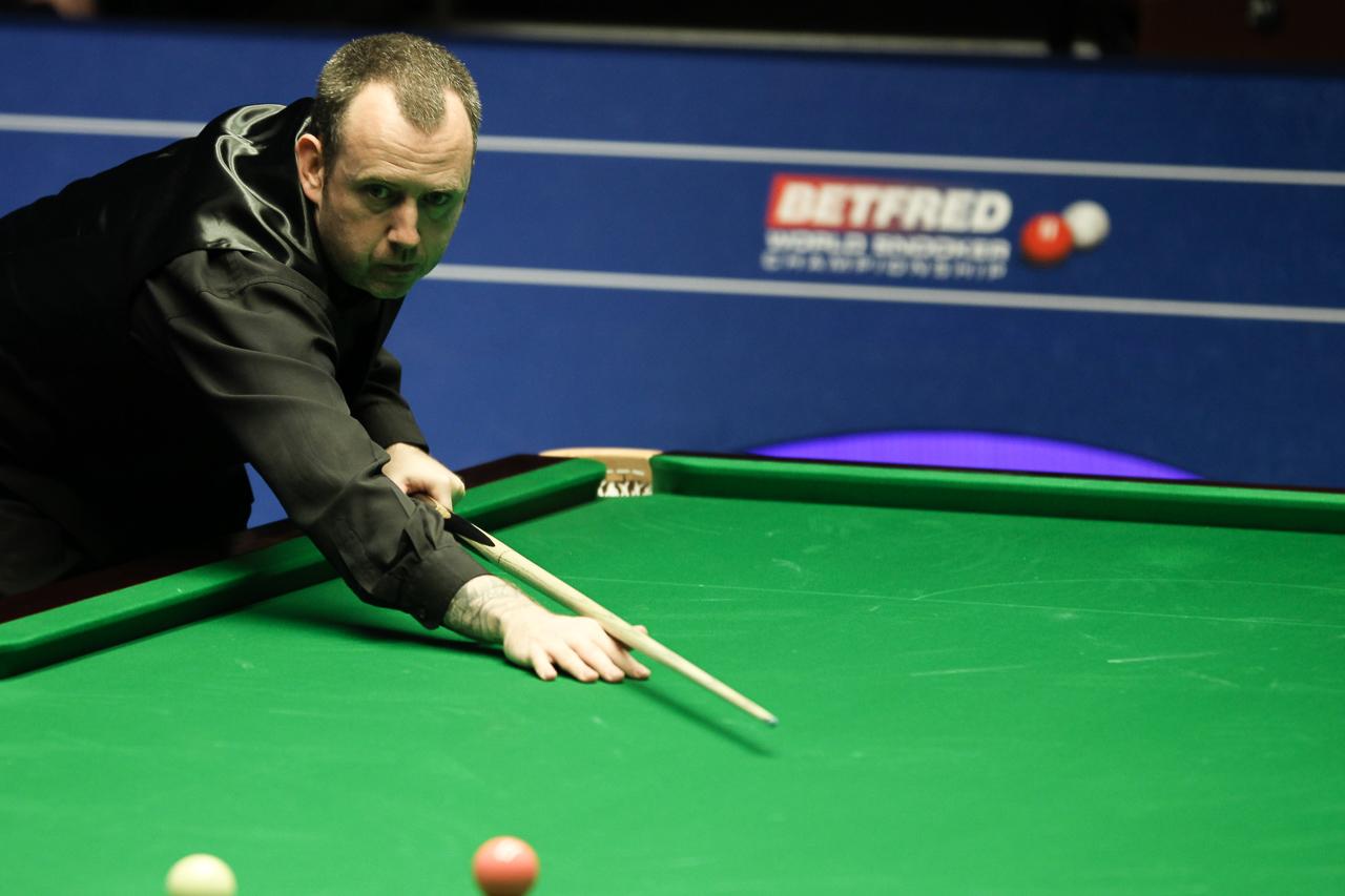 Bingham And Walden To Meet In Quarters - World Snooker
