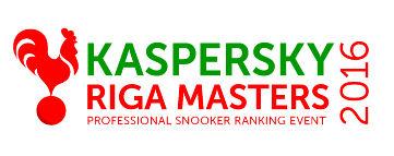 Kaspersky Riga Masters 2016 Logo