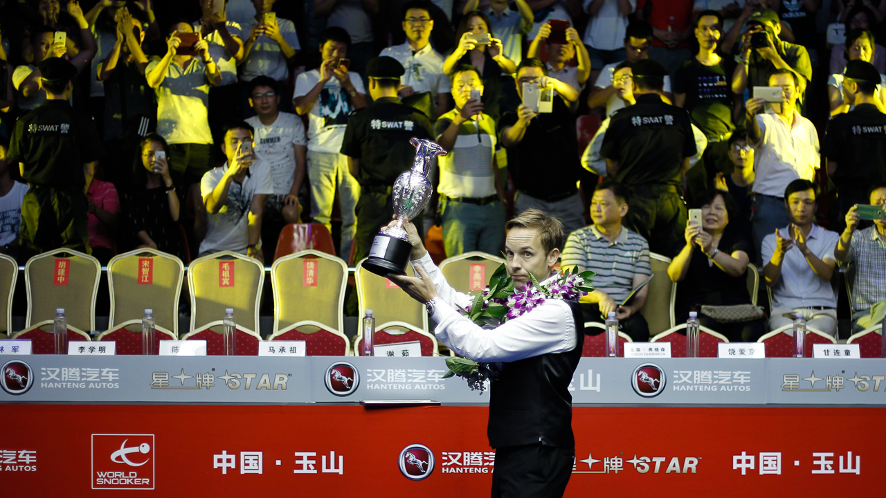 snooker world open