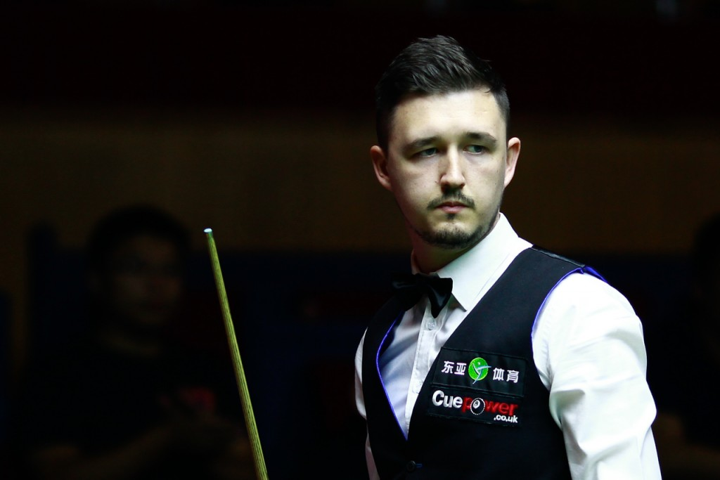 Wilson's reign as Shanghai Masters Champion is over.
