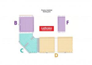World Grand Prix - Seating Plan