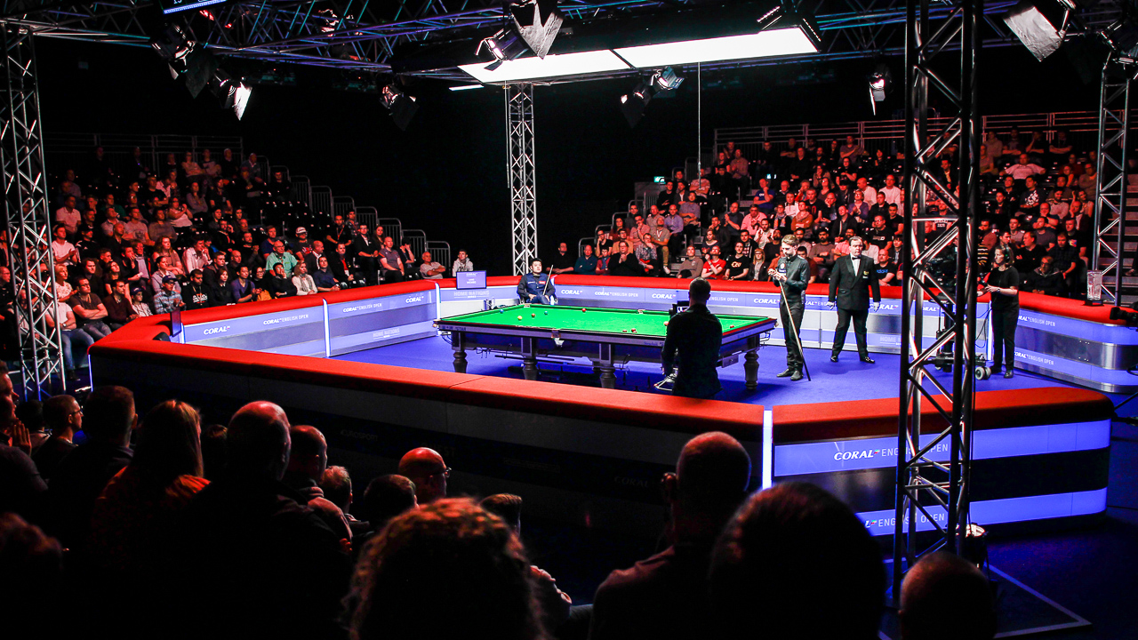 Event City in Manchester hosted an exciting final