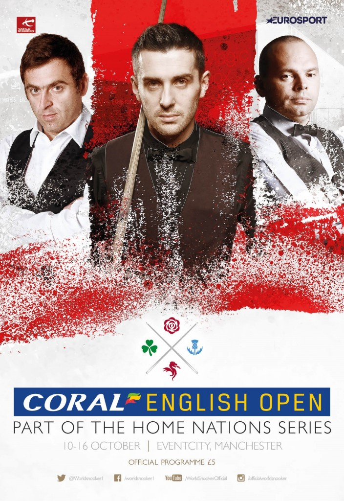 Snooker English Open 2021