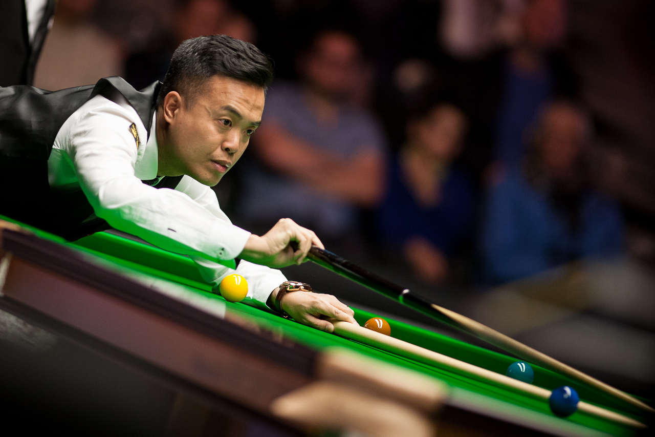marco fu - World Snooker