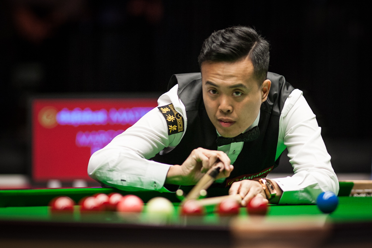 Marvellous Marco Into Semis - World Snooker