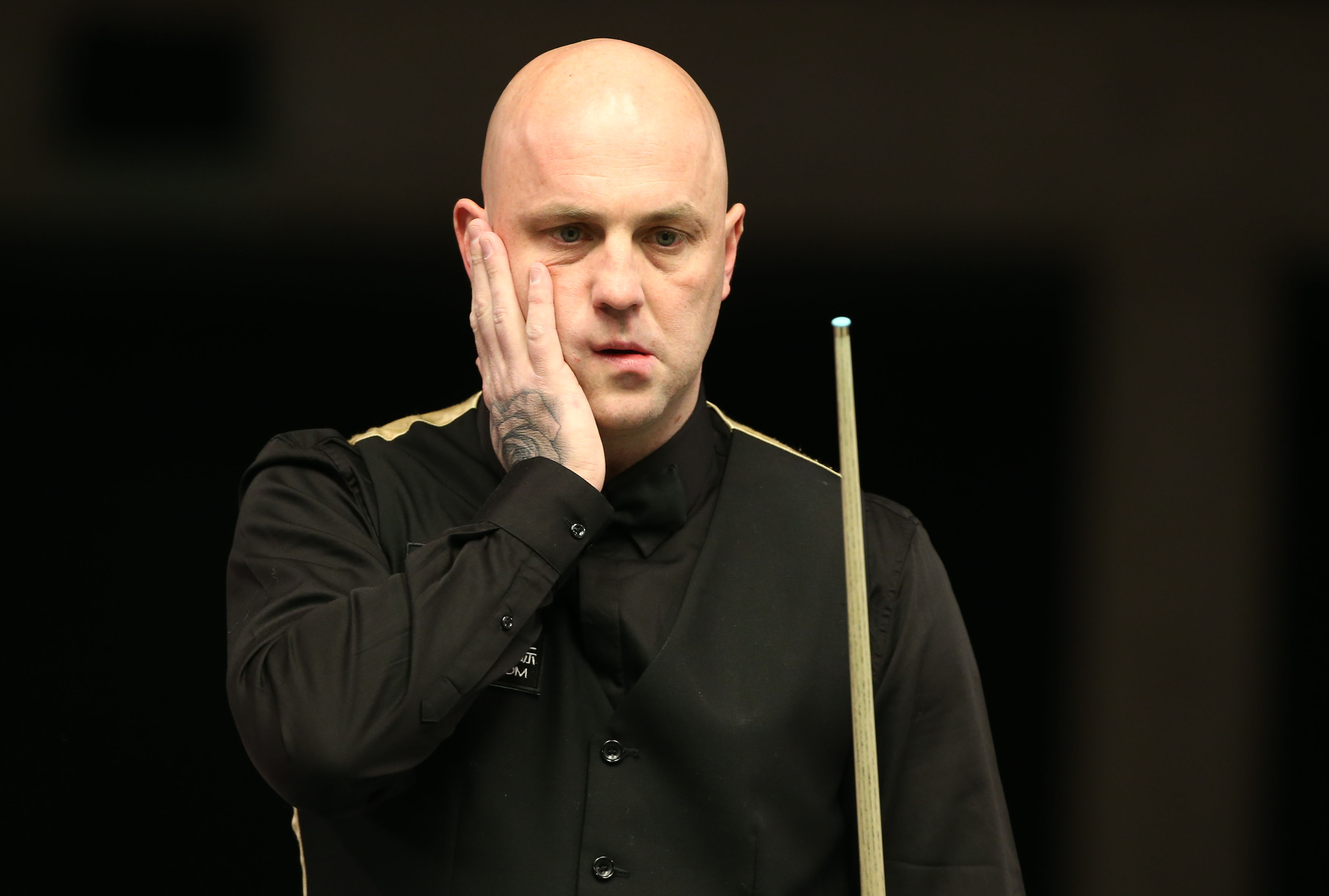 Mark King Snooker