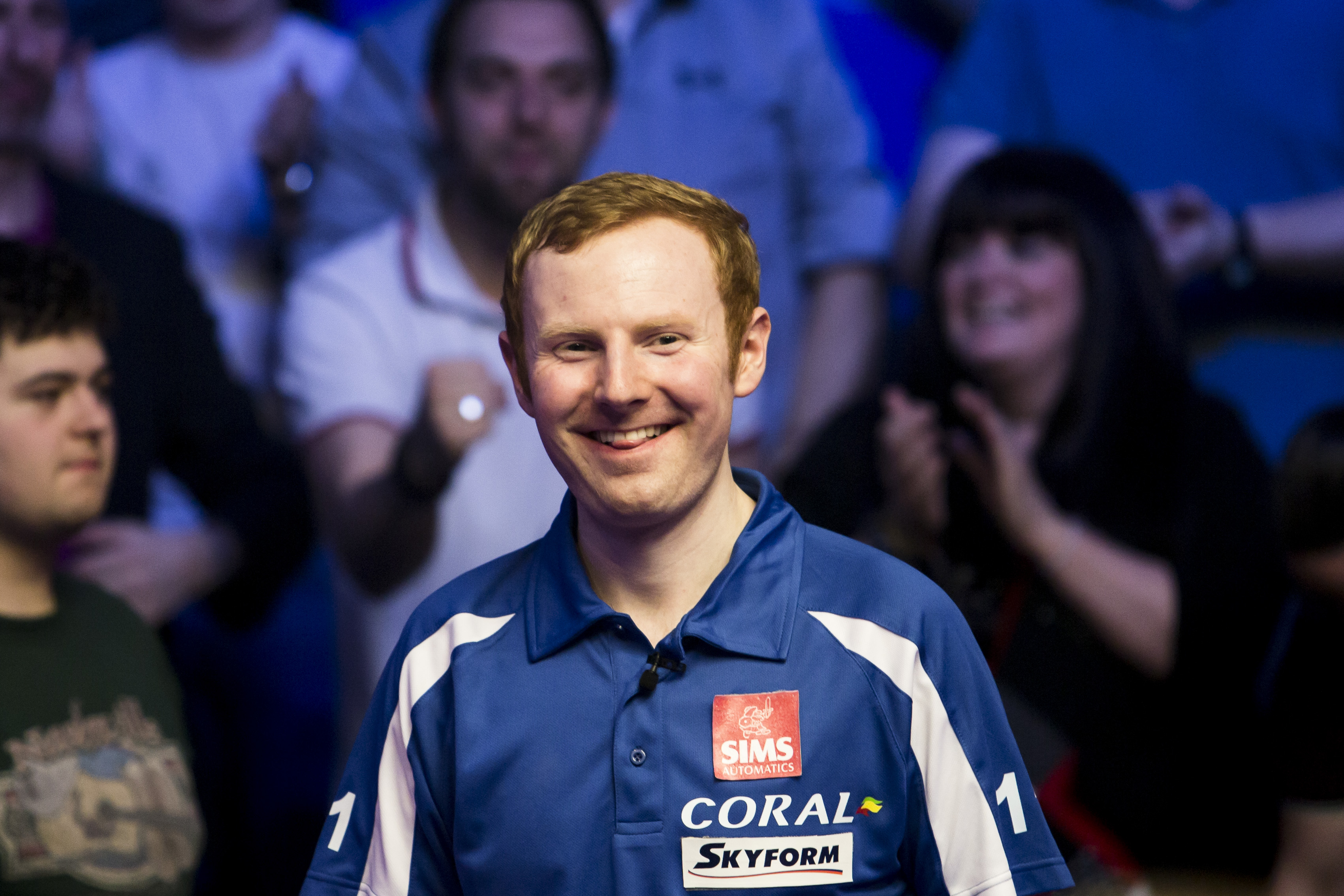 Coral Snooker Shootout - Watford Colosseum - Watford, UK, 26/02/