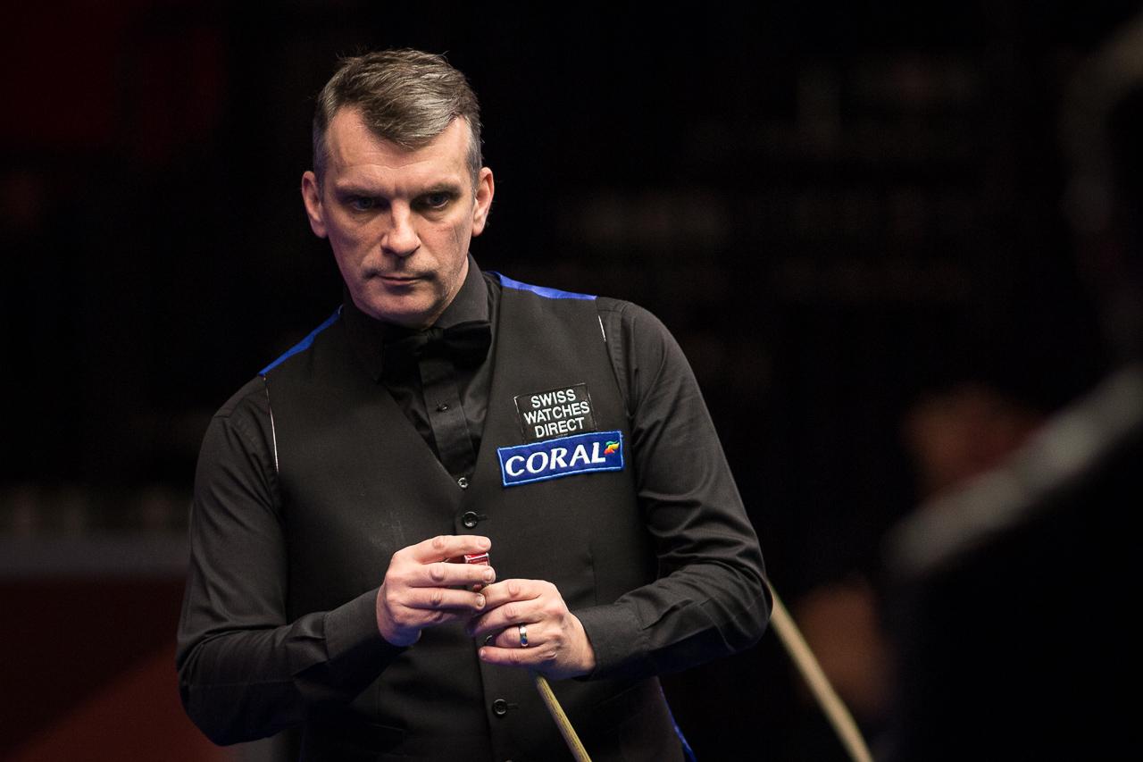 Mark Davis Snooker