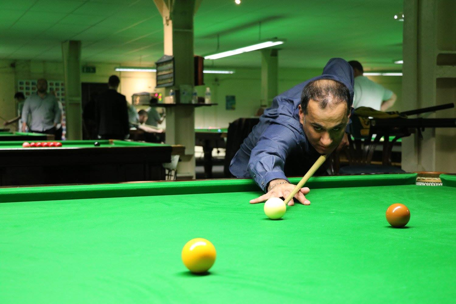 New Champions Crowned at Paul Hunter Disability Classic ...