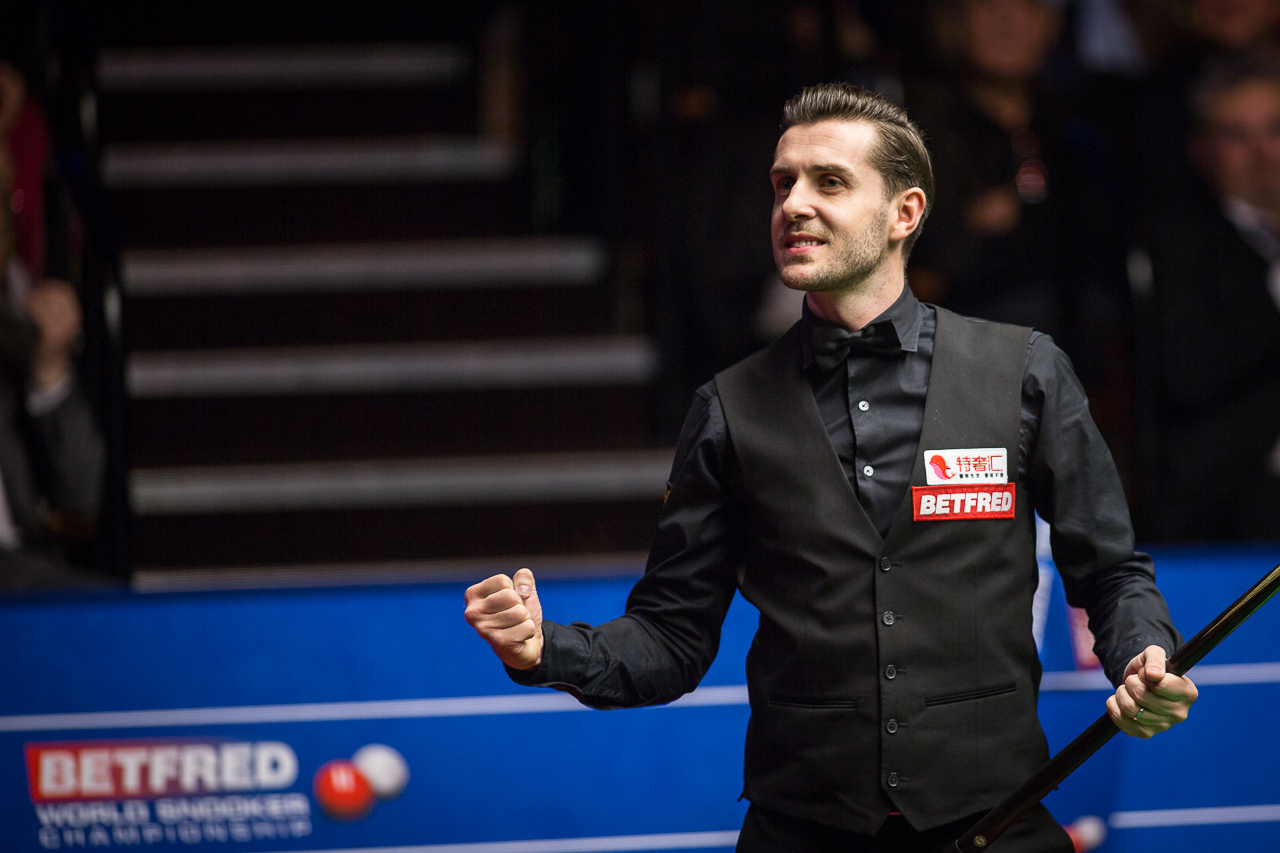 Feature: Mark Selby - World Snooker