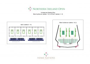 2017 northern ireland open world snooker for Balcony unreserved