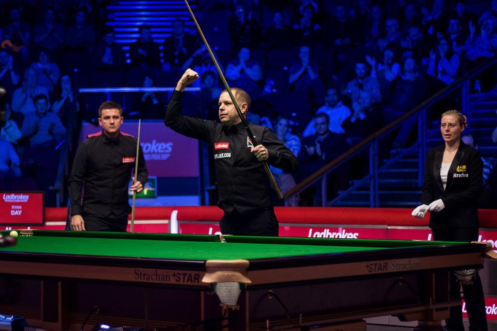 snooker world grand prix