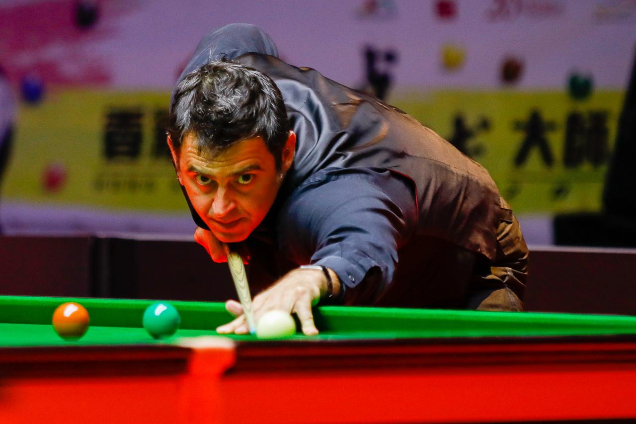 O'Sullivan Beats Higgins In Thriller - World Snooker