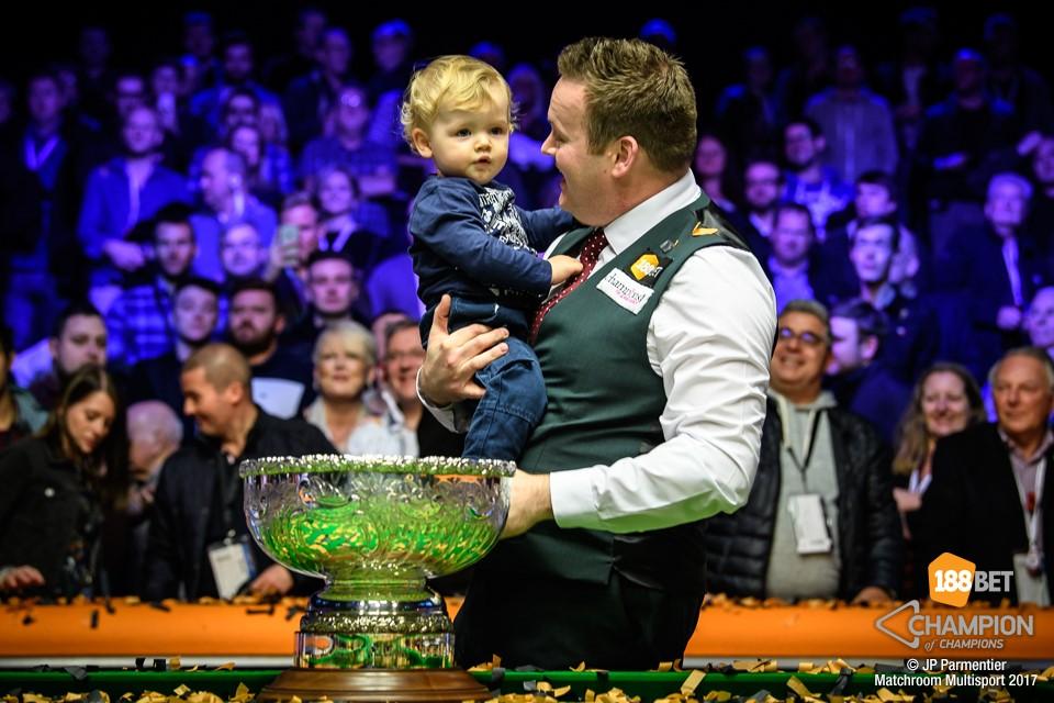 Snooker Champion Of Champions