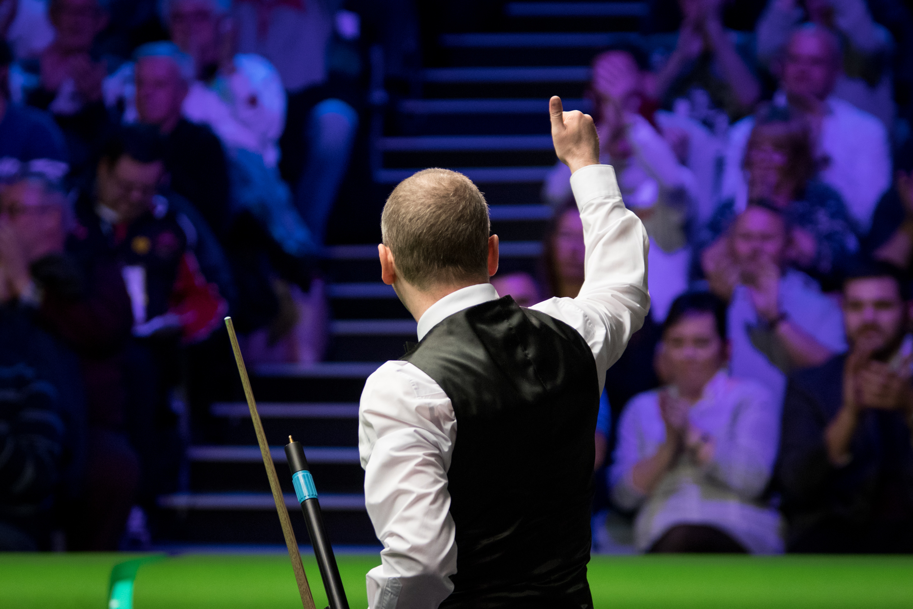 Trump Joins Mark Selby And Ding Junhui As The Top Three Players In World To Exit Tournament At York Barbican Before Last 16 Stage