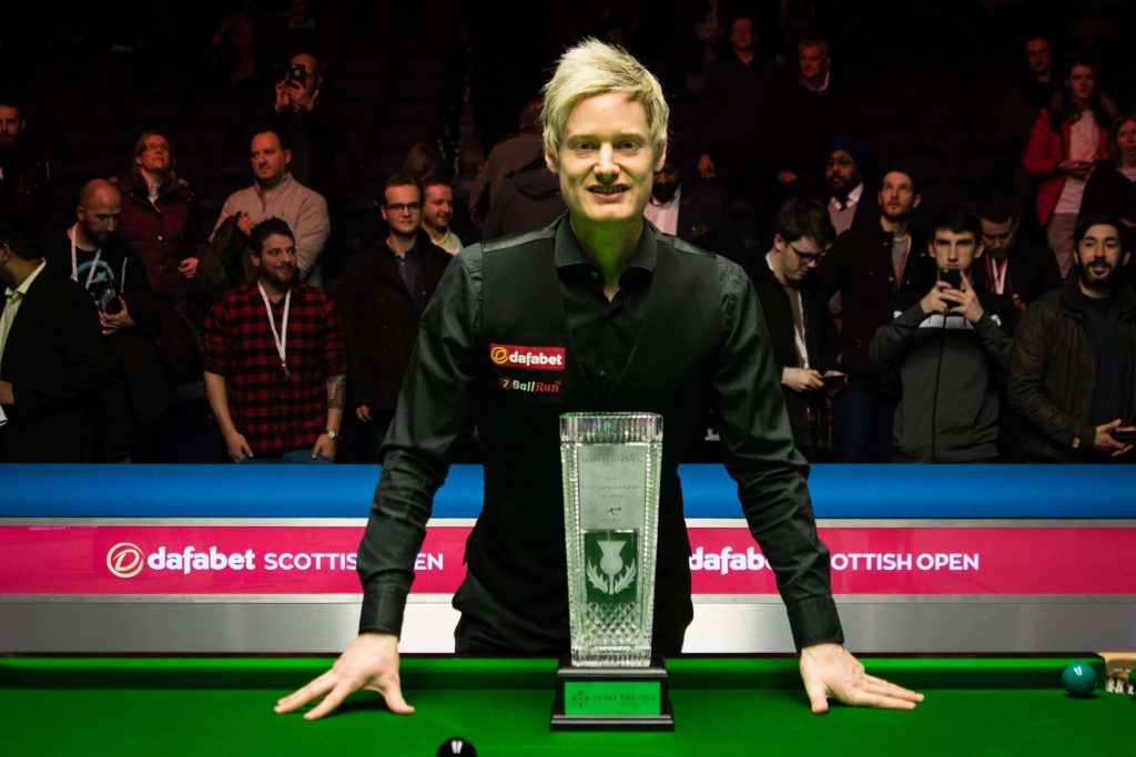 Snooker Scottish Open 2021