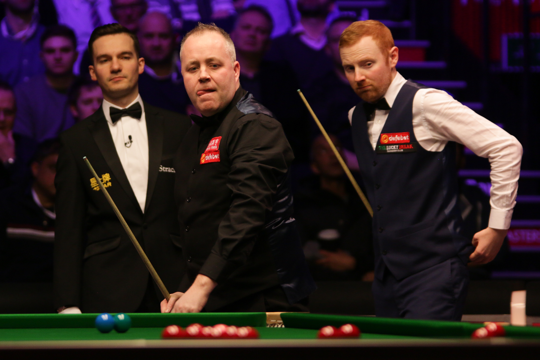 Snooker Scottish Open 2021