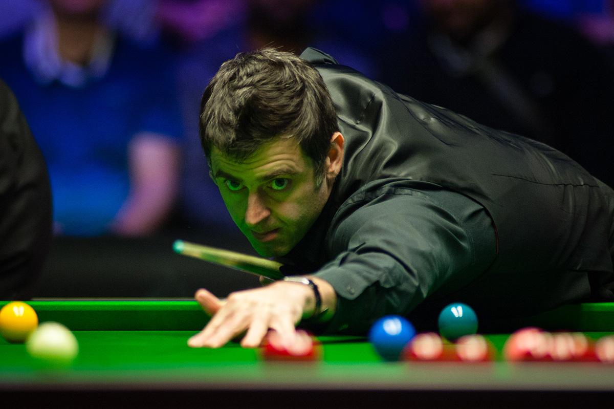 Awesome O'Sullivan White-Washes Fu - World Snooker