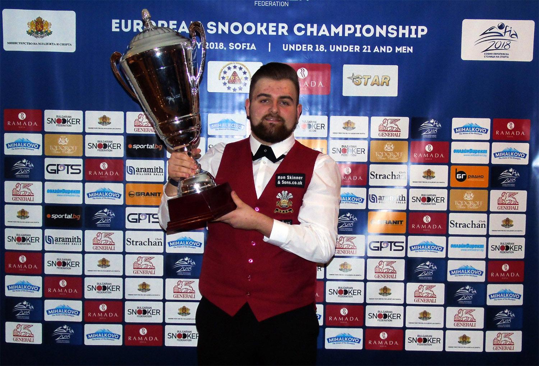 snooker championship 2018