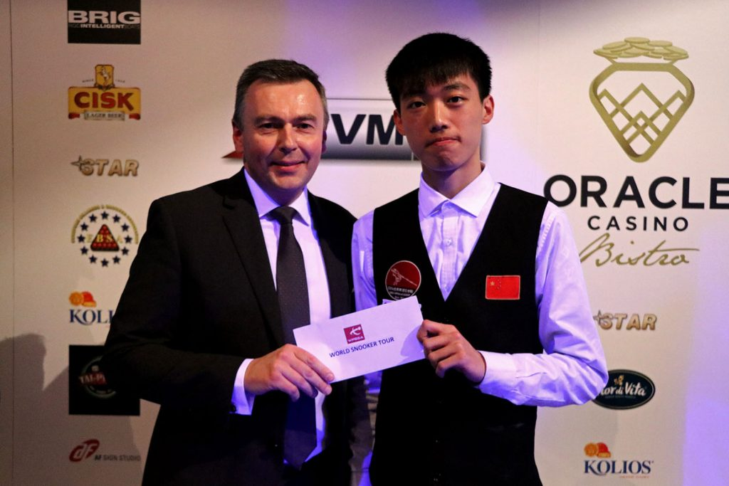 snooker world main tour