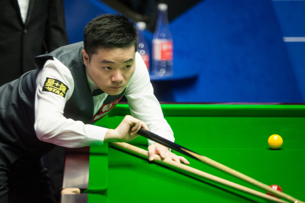 Ding Snooker