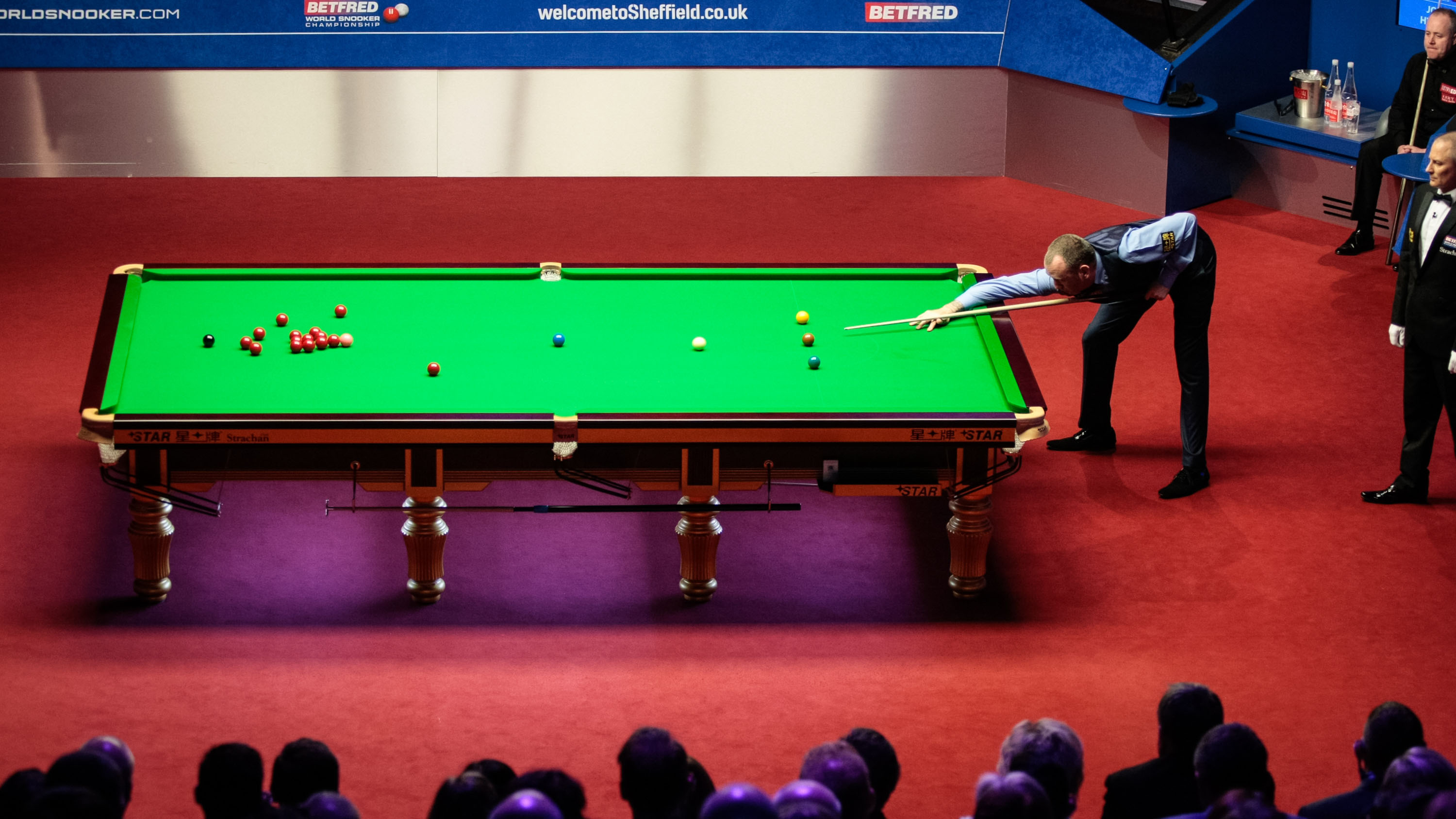 Williams Nominated For Bbc Cymru Wales Award World Snooker
