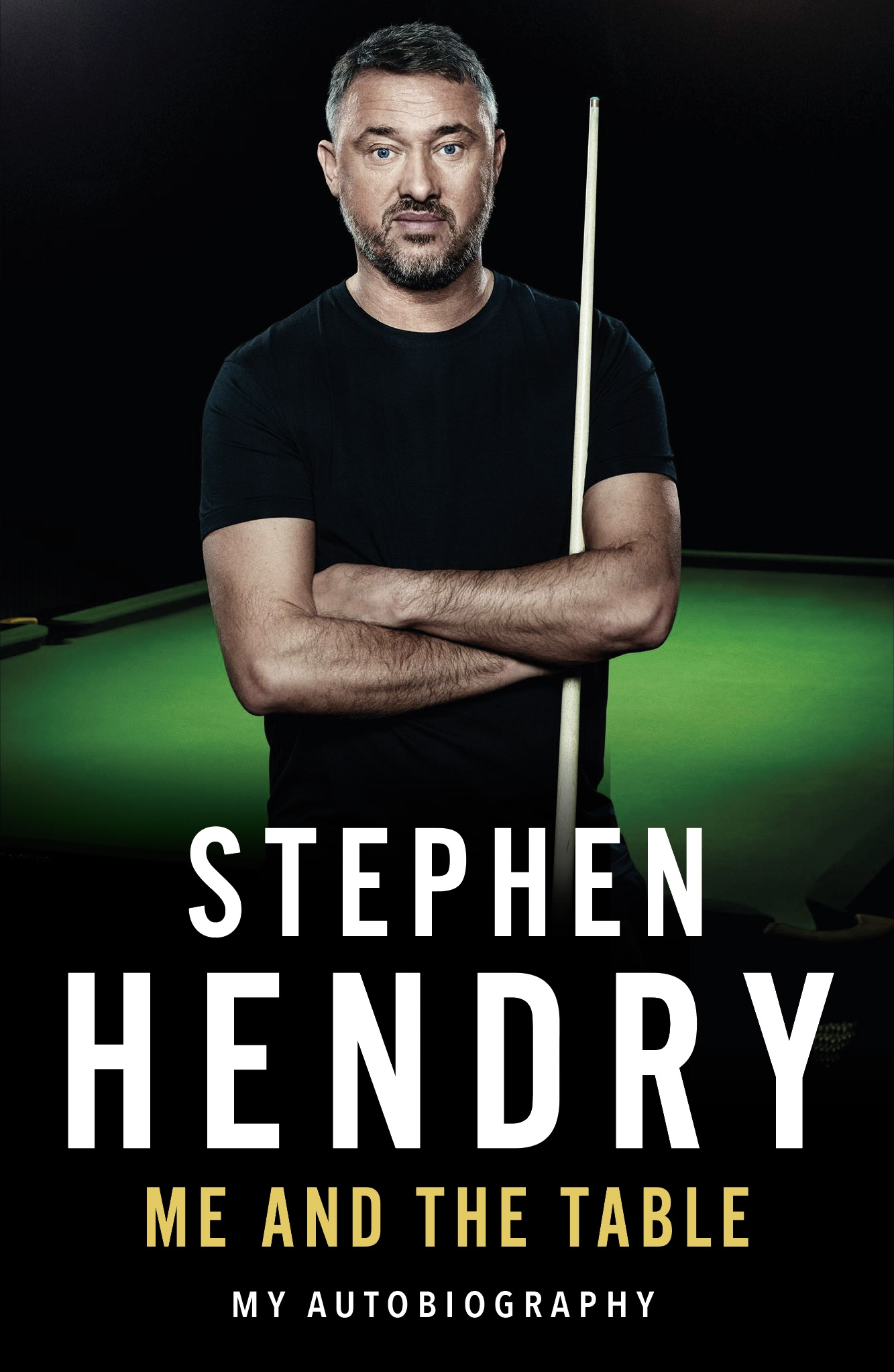 At the age of 12, Stephen Hendry spotted a snooker table in the window of  John Menzies while hunting for Christmas presents with his mother.